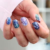 Quick&Easy Galaxy Nails_03