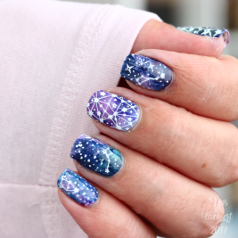 Quick&Easy Galaxy Nails_04