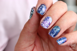 Quick&Easy Galaxy Nails_05