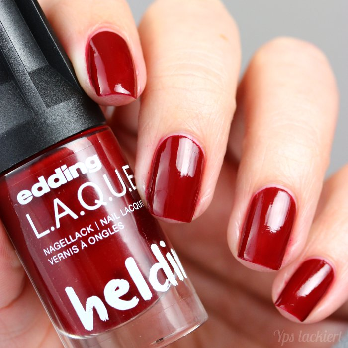 eddingLAQUE_Powerfrauen_Daily Dark Red_01